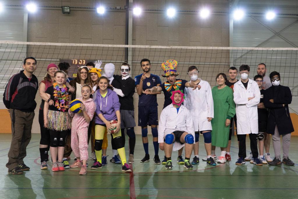 Tournoi Pâques USCA Volley-Ball
